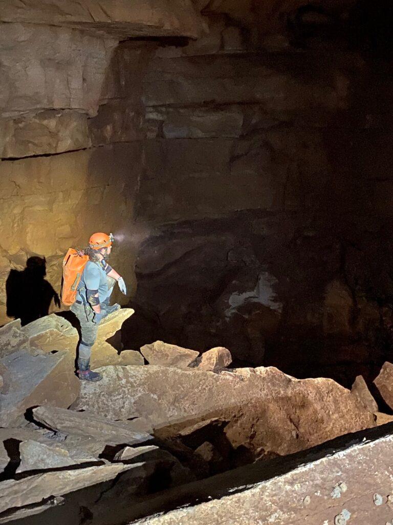 The Legacy Tour Adventure at Cumberland Caverns, Sparta.