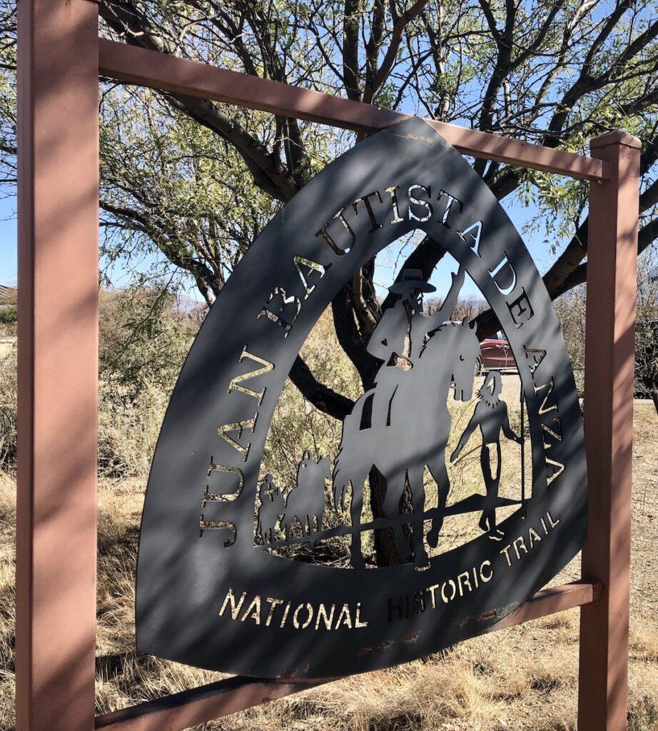 Juan Bautista De Anza National Historic Trail.