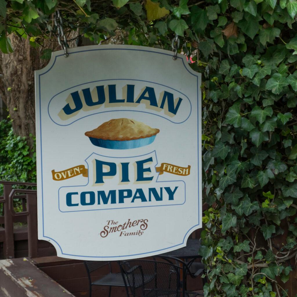 Julian Pie Company.