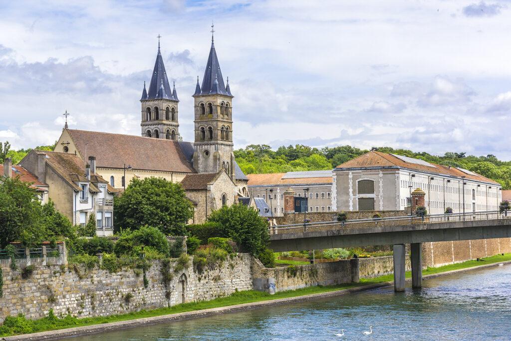 Collegiate Church of Notre Dame, Meaux, France.