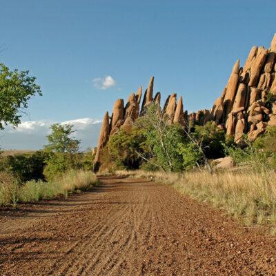 Peavine Trail in Arizona.
