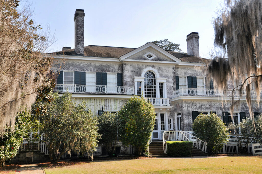 Pebble Hill Plantation in Thomasville, GA.