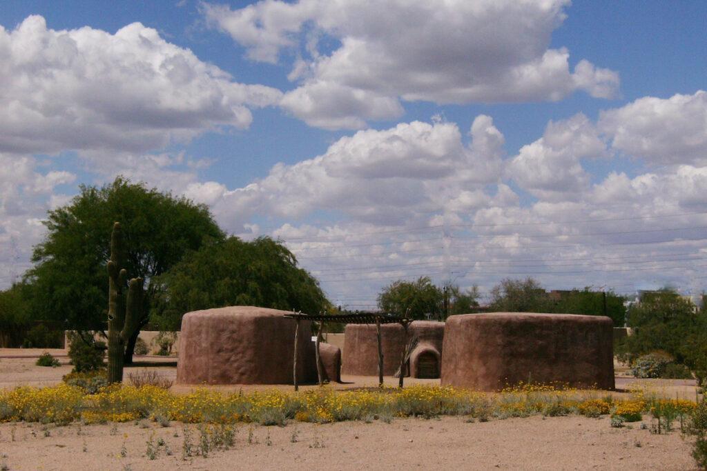 Hoho House Clouds, Musée Pueblo Grande.