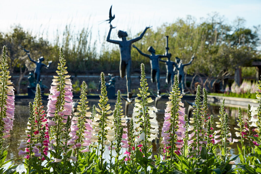 Brookgreen Gardens at Murrell's Inlet in South Carolina.