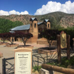 Sanctuario de Chimayo in Taos, New Mexico.