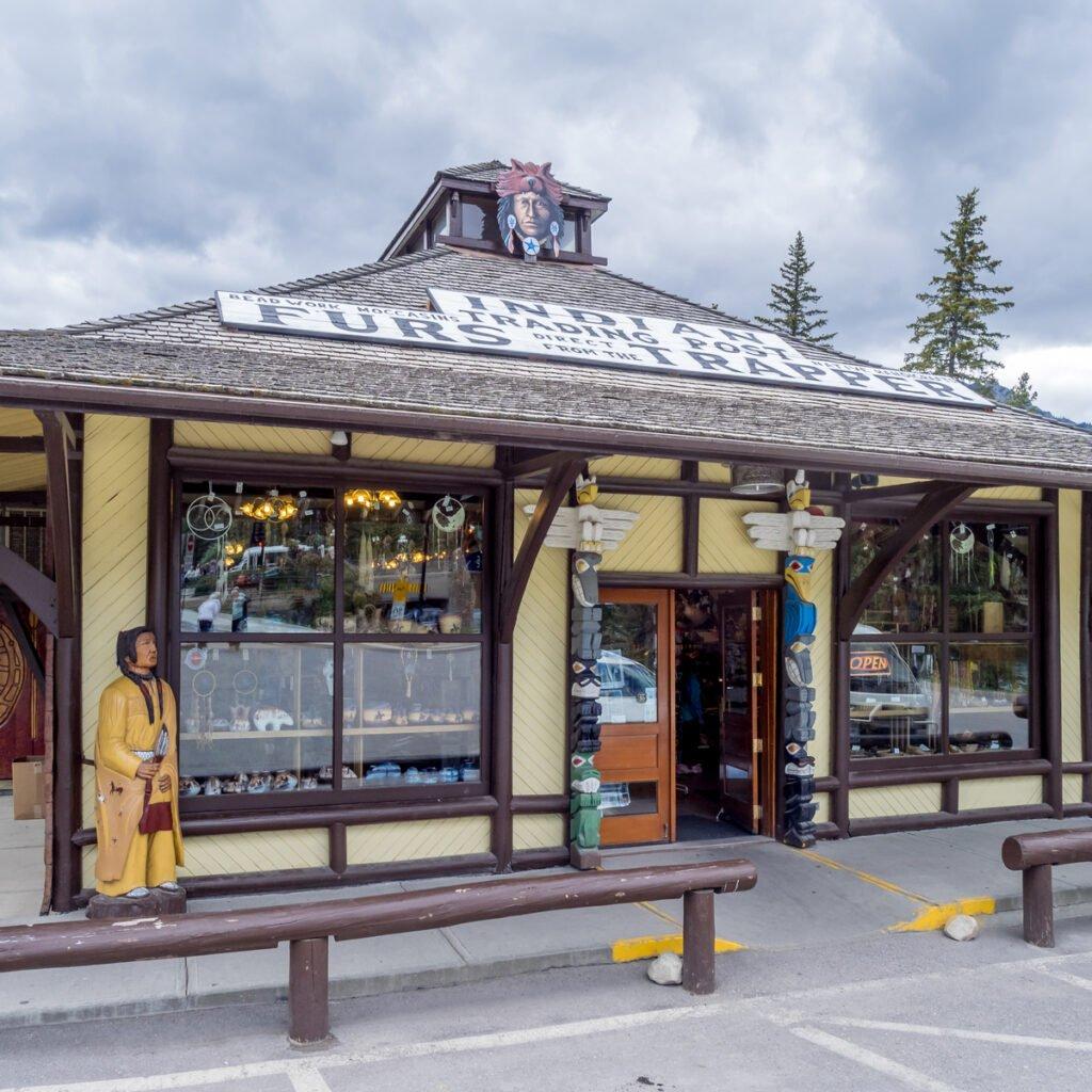 The Banff Trading Post