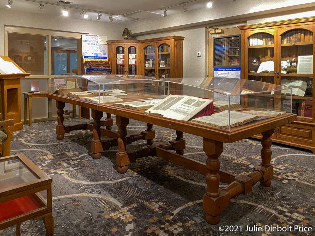 Bible Museum in Goodyear, Arizona.