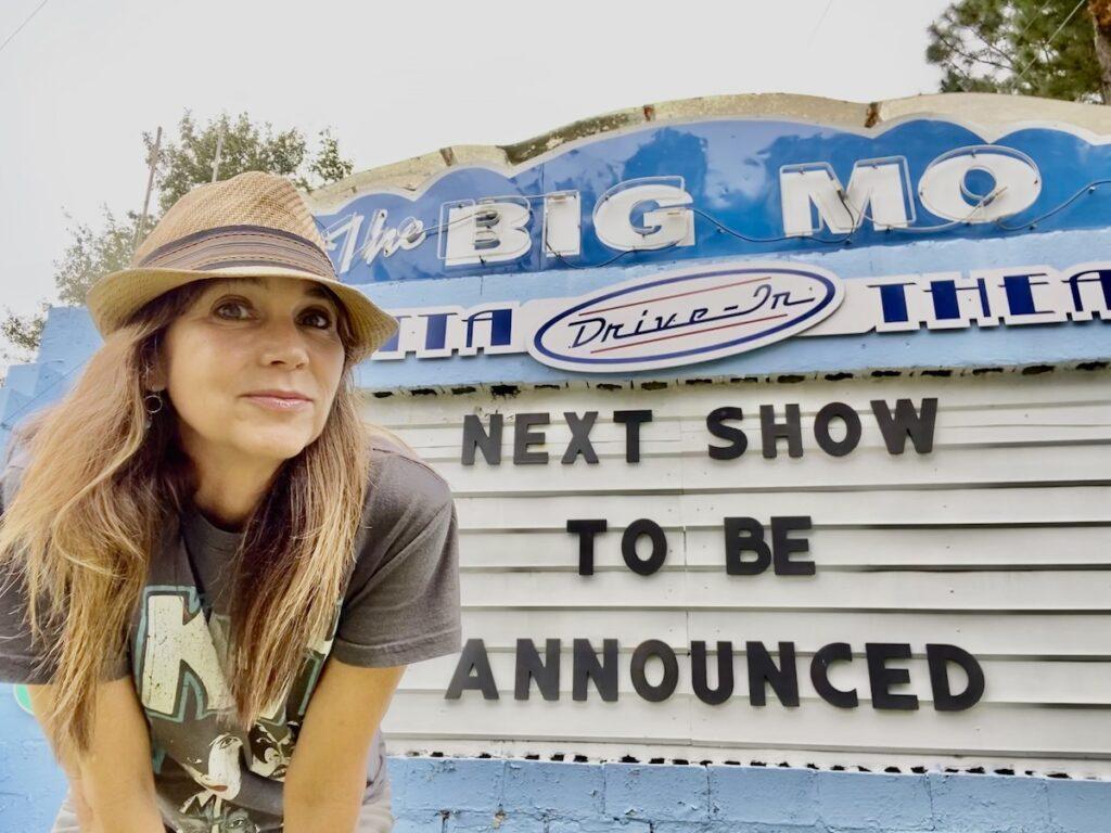 The Big Mo Drive In in Monetta.