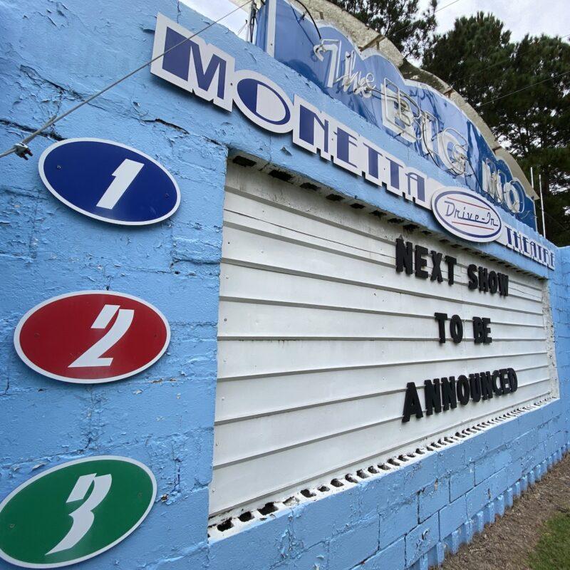 The Big Mo Drive In, Monetta.