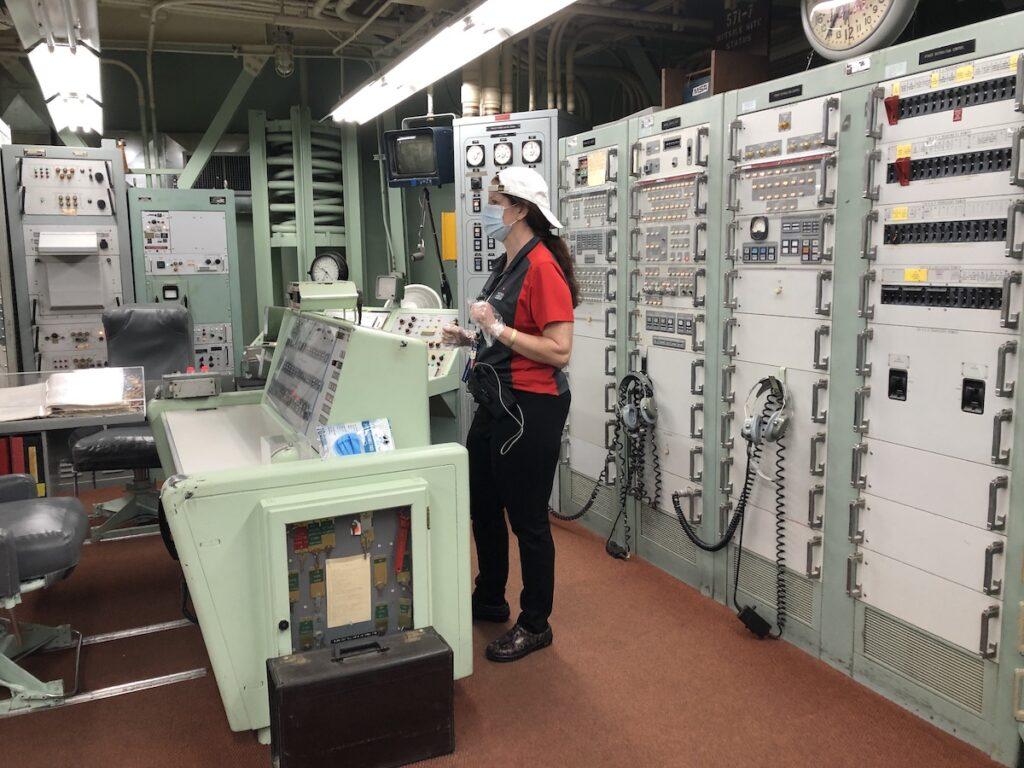 Titan Missile Museum tour.