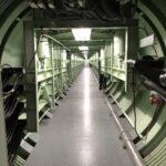 Hallway, Titan Missile Museum.