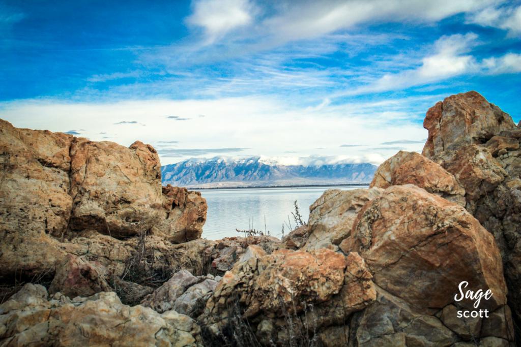 A hike near Salt Lake City.