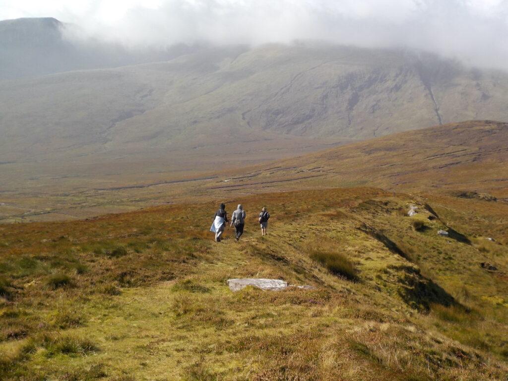 Soutwestern Ireland hike.
