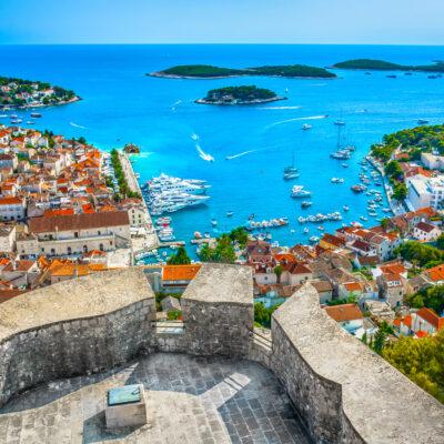 Hvar, Croatia.