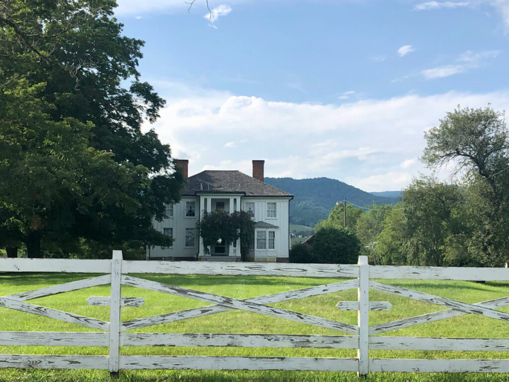 Pearl S Buck Birthplace Museum, WV.