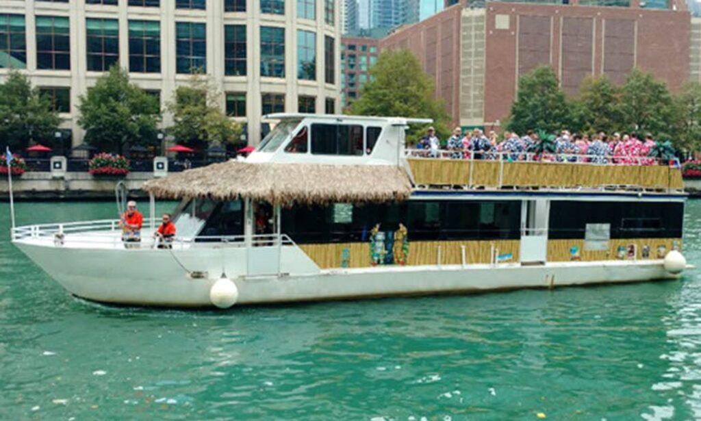 65' Skipperliner Huge Party Boat for rent in Chicago