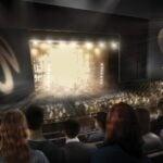 The Theatre at Resorts World Las Vegas.