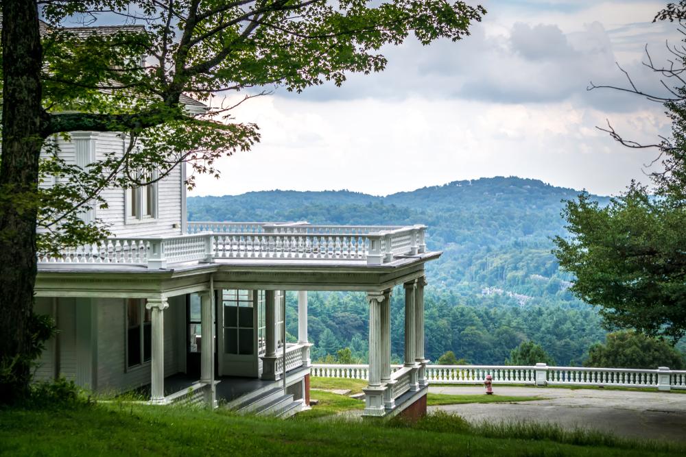 Moses Cone Manor, Blowing Rock, North Carolina.
