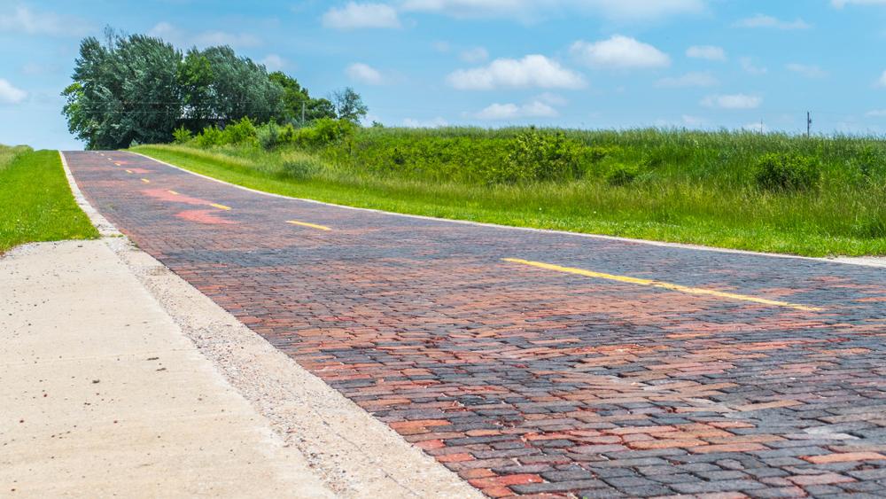 Original Route 66 in Springfield