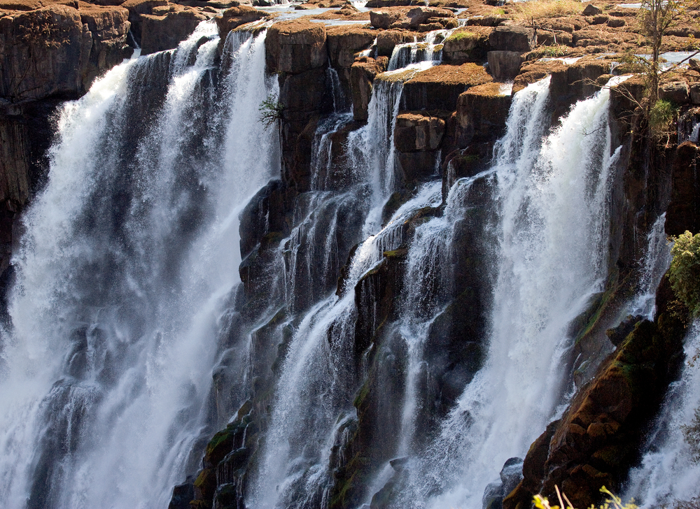 Victoria Falls, Mosi-oa-Tunya National Park.