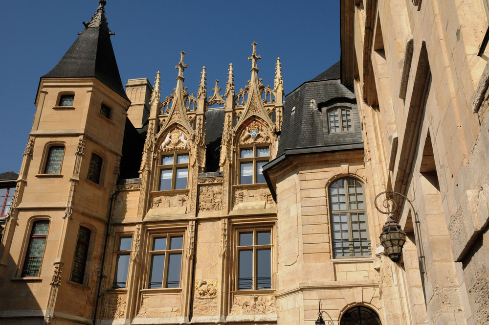 hotel de Bourgtheroulde in Rouen