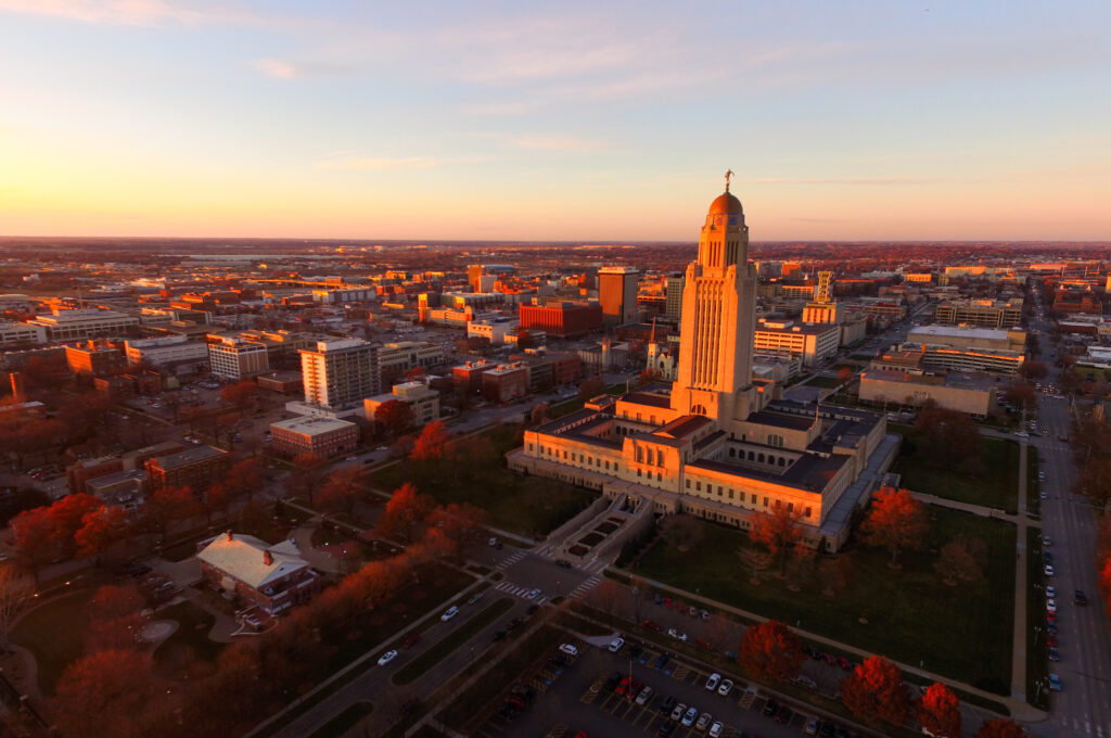 Nebraska City, Nebraska.