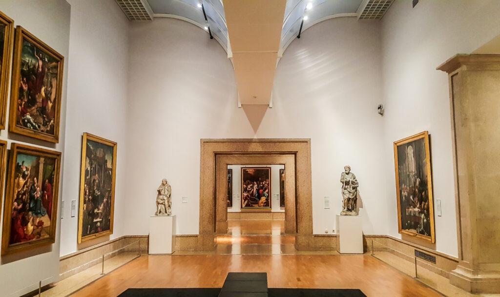 Museu Nacional de Arte Antiga.