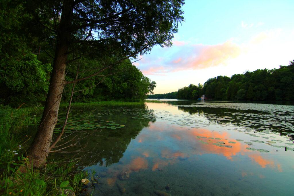 Elkhart Lake, Wisconsin.