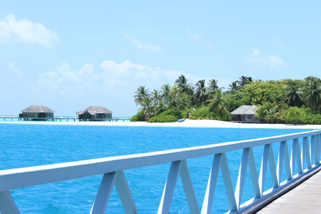 Conrad Maldives Rangali Island.