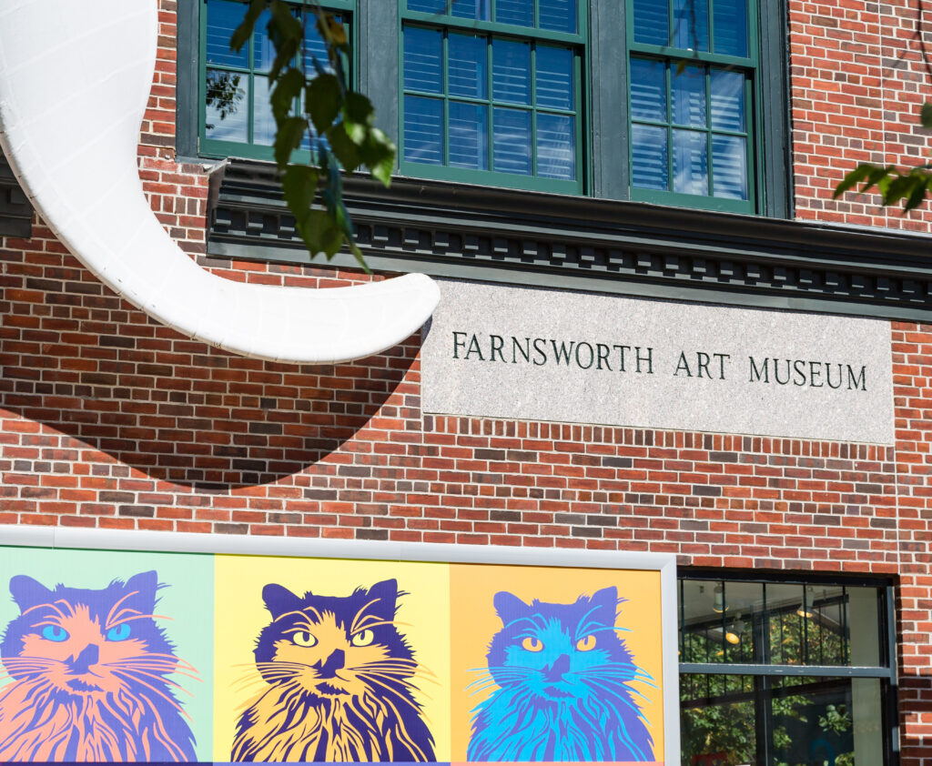 Fransworth Art Museum.