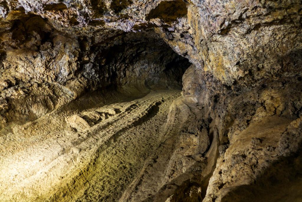 Cueva del Viento, Spain.