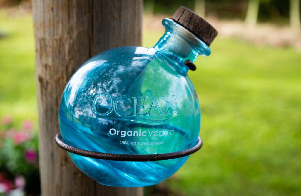 Ocean Organic Vodka.