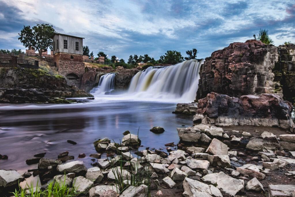 Sioux Falls.