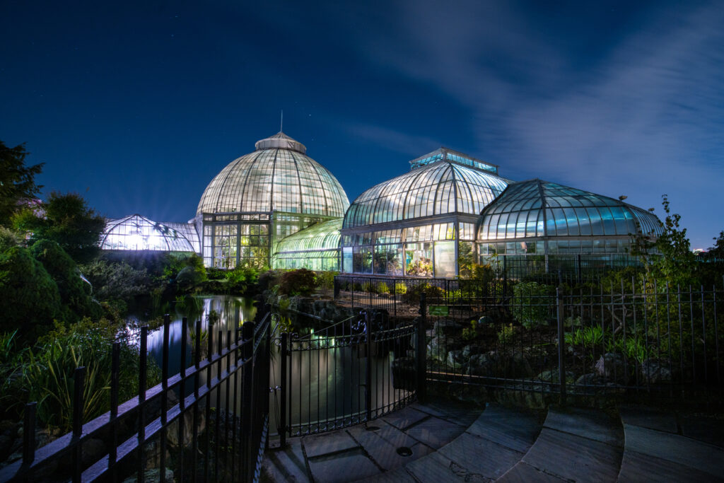 Anna Scripps Whitcomb Conservatory of Belle Isle.