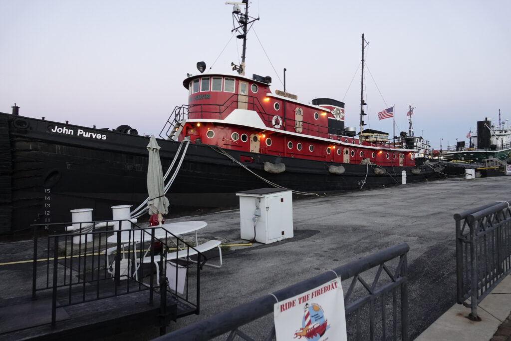 Door County Maritime Museum.