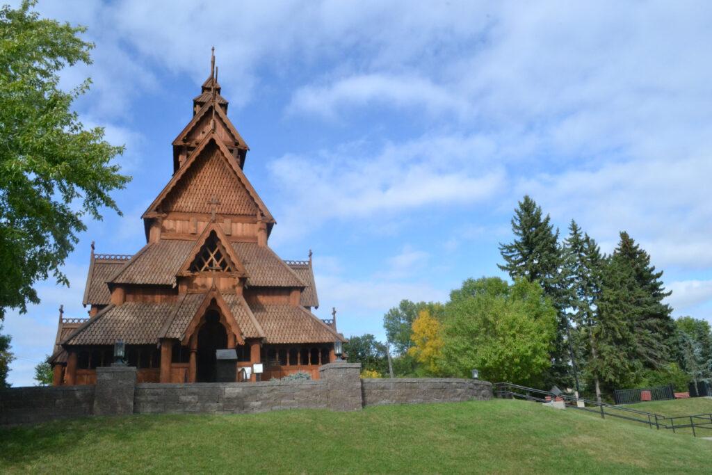 Scandinavian Heritage Park.
