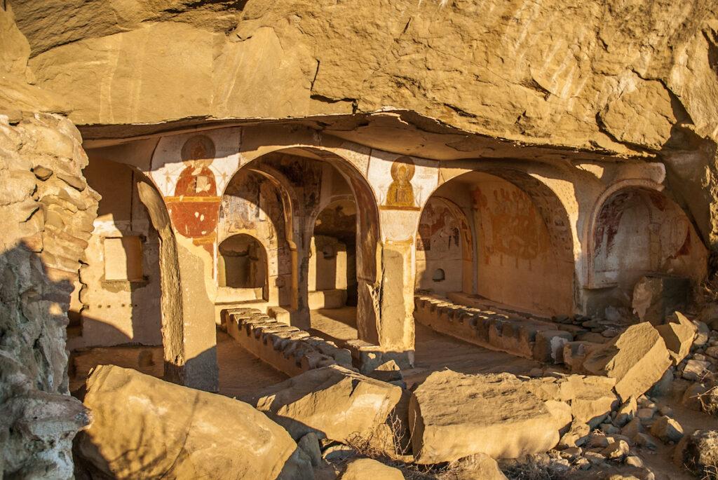 Monastery in Georgia.
