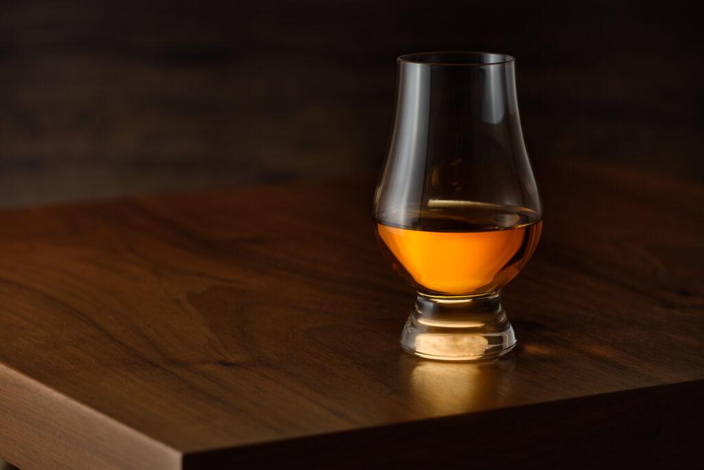 Glencairn glass.