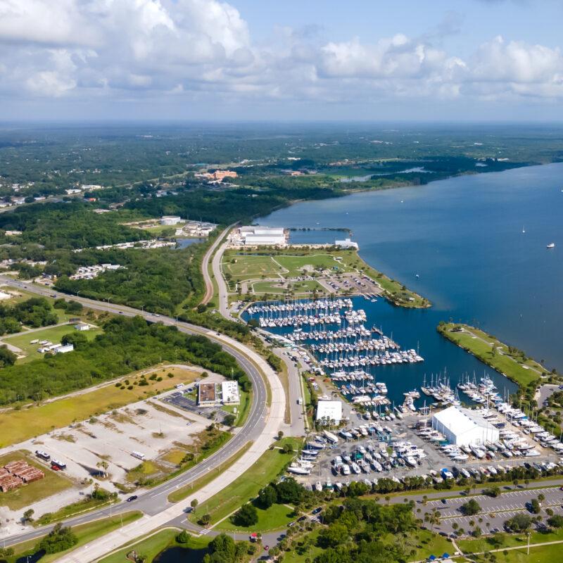 Titusville, Florida.