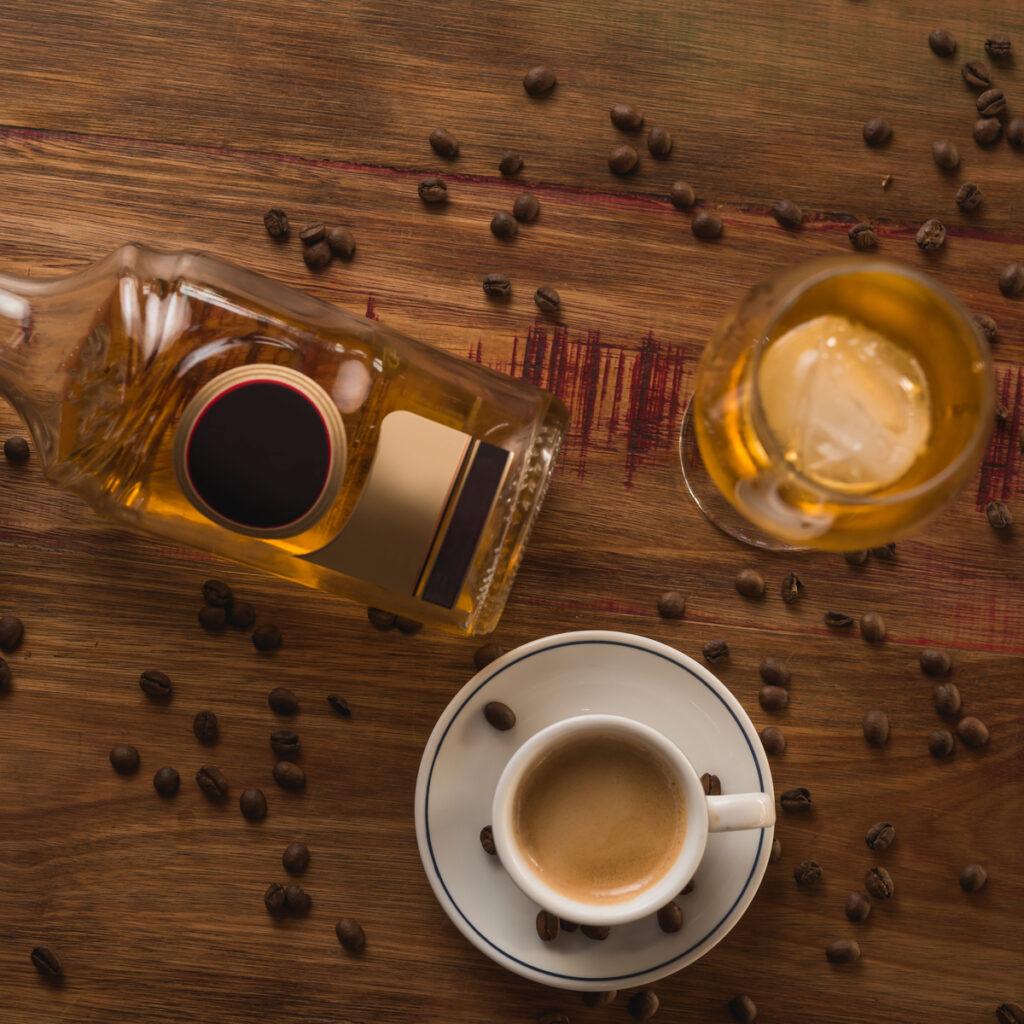 Spain's top-selling liqueur, Licor 43.