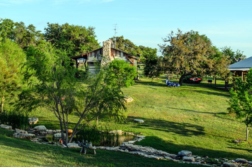 Barons CreekSide in Fredricksburg.