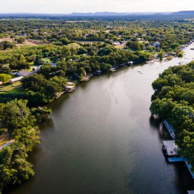 Lake LBJ, Texas Hill Country.