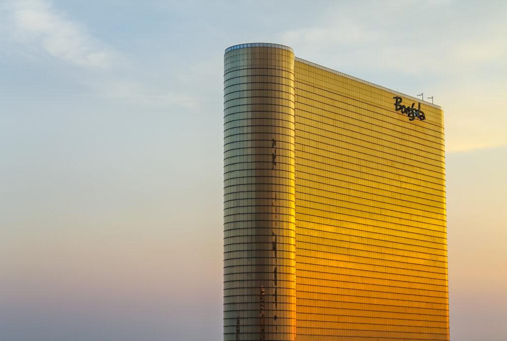 Borgata Hotel Casino & Spa.