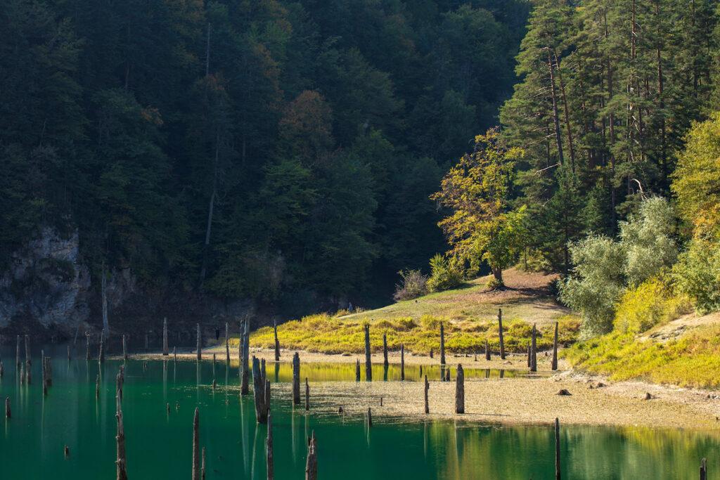Lake Sülüklü, Turkey.
