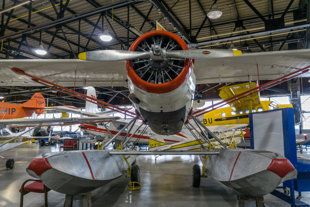 Canadian Bushplane Heritage Centre.
