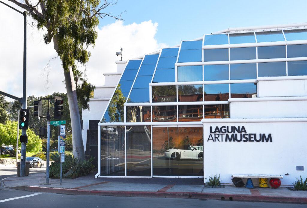 Laguna Art Museum.