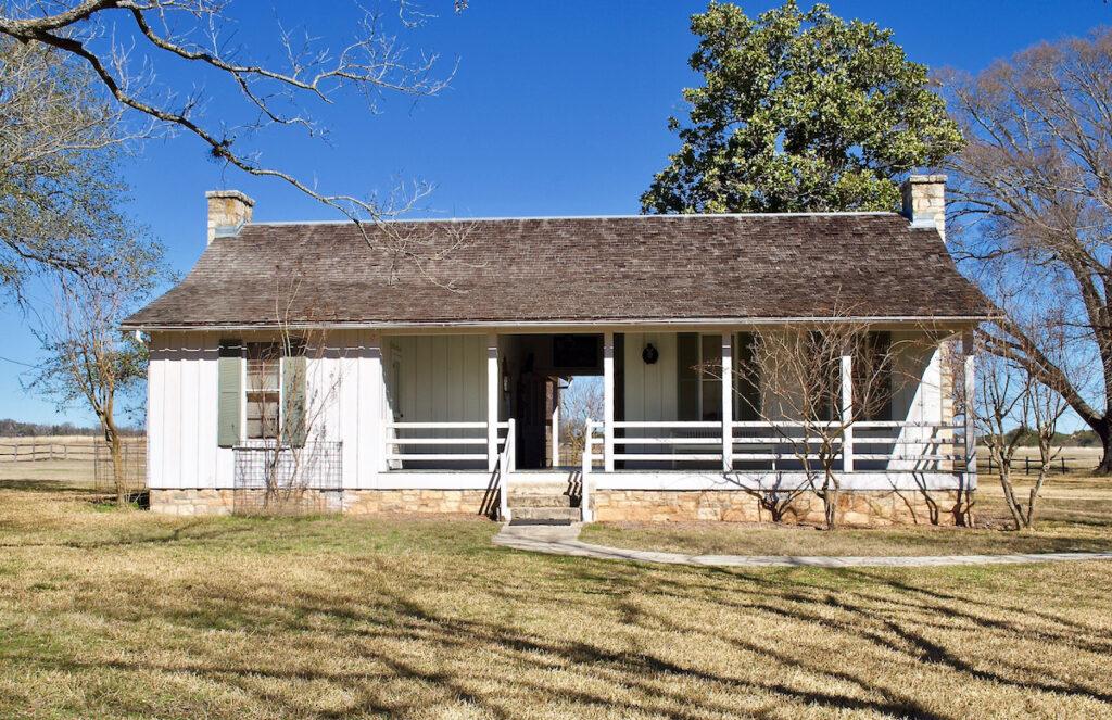 Lyndon B Johnson National Historic Park.