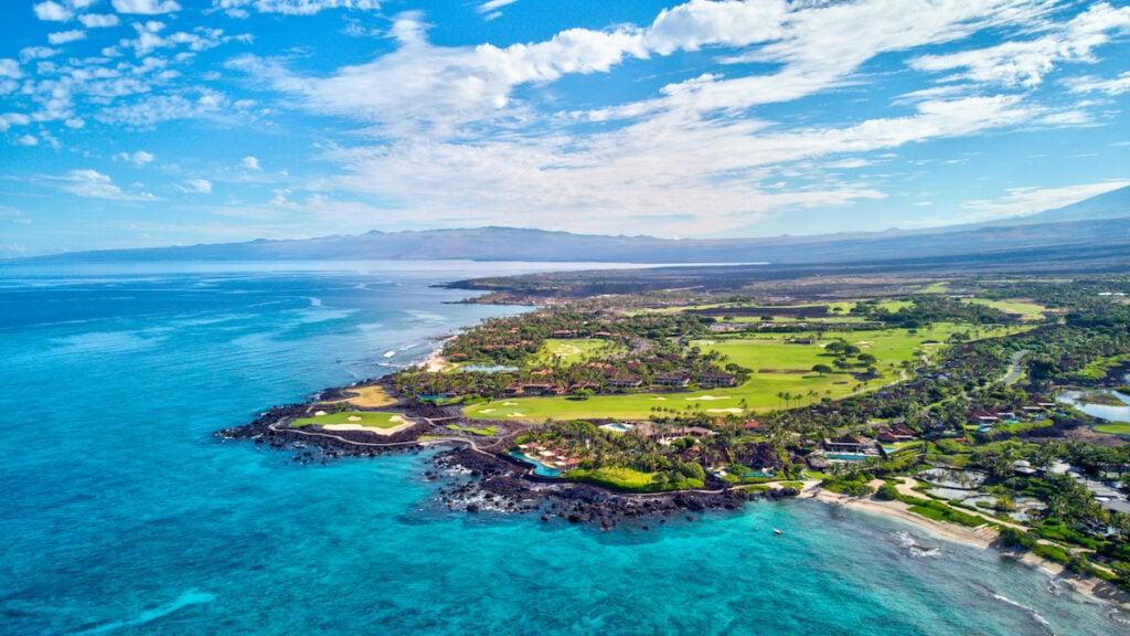 South Kohala in Hawaii.