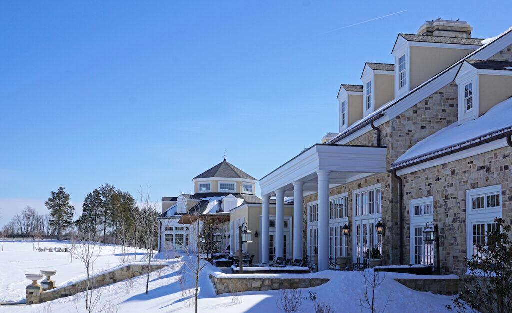 Salamander Resort and Spa in Middleburg.