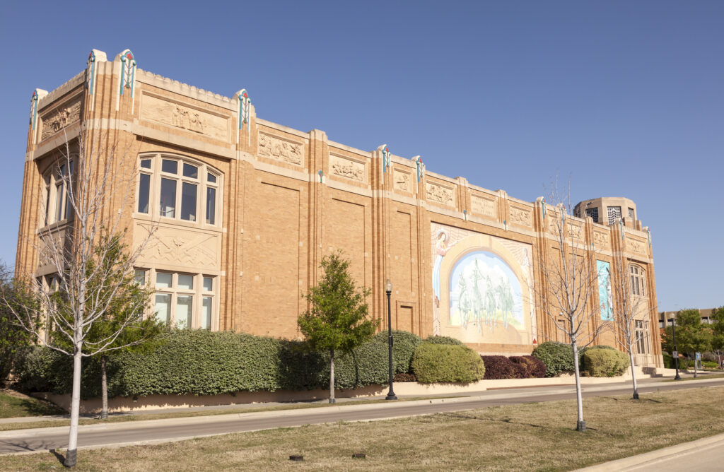 National Cowgirl Museum and Hall of Fame.